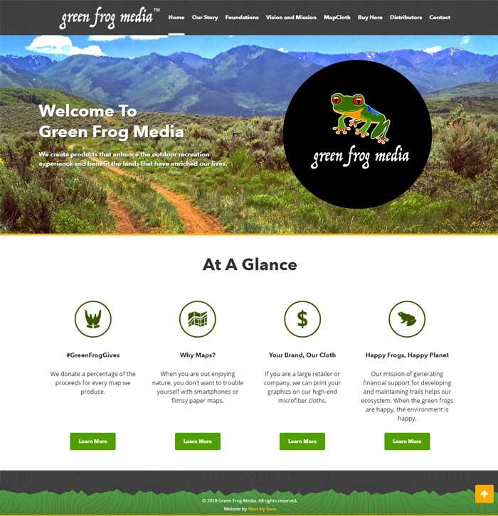 Green Frog Media